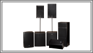 Sound Equipment Sales